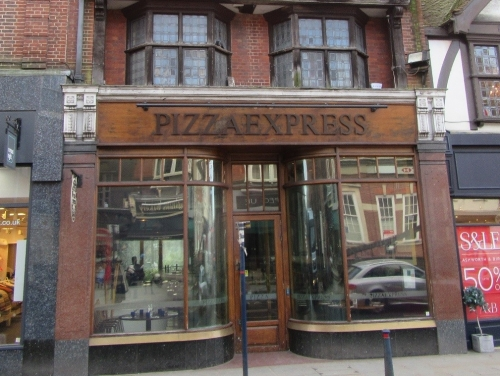 Pizza Express Rent Review A 28 Bigger Slice